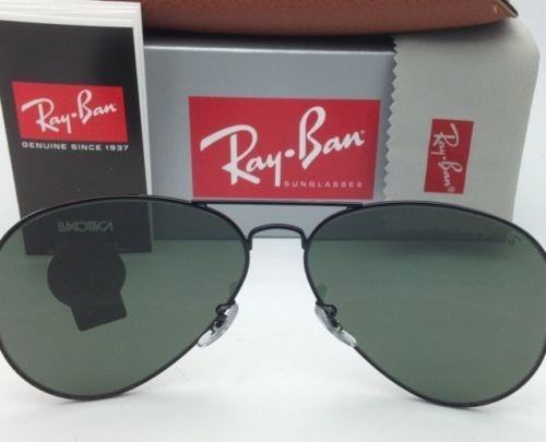 ray ban rb3026 large aviator ii black sunglasses  ray ban new ray ban sunglasses large metal ii aviator rb 3026 l2821 62