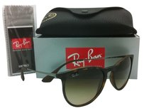 Ray-Ban New Ray-Ban Sunglasses Tortoise Frame Brown Gradient Lenses