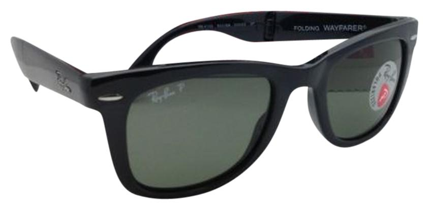 eae642c6ea884 ... where to buy ray ban polarized ray ban sunglasses folding wayfarer 4105  601 58 50 ed924