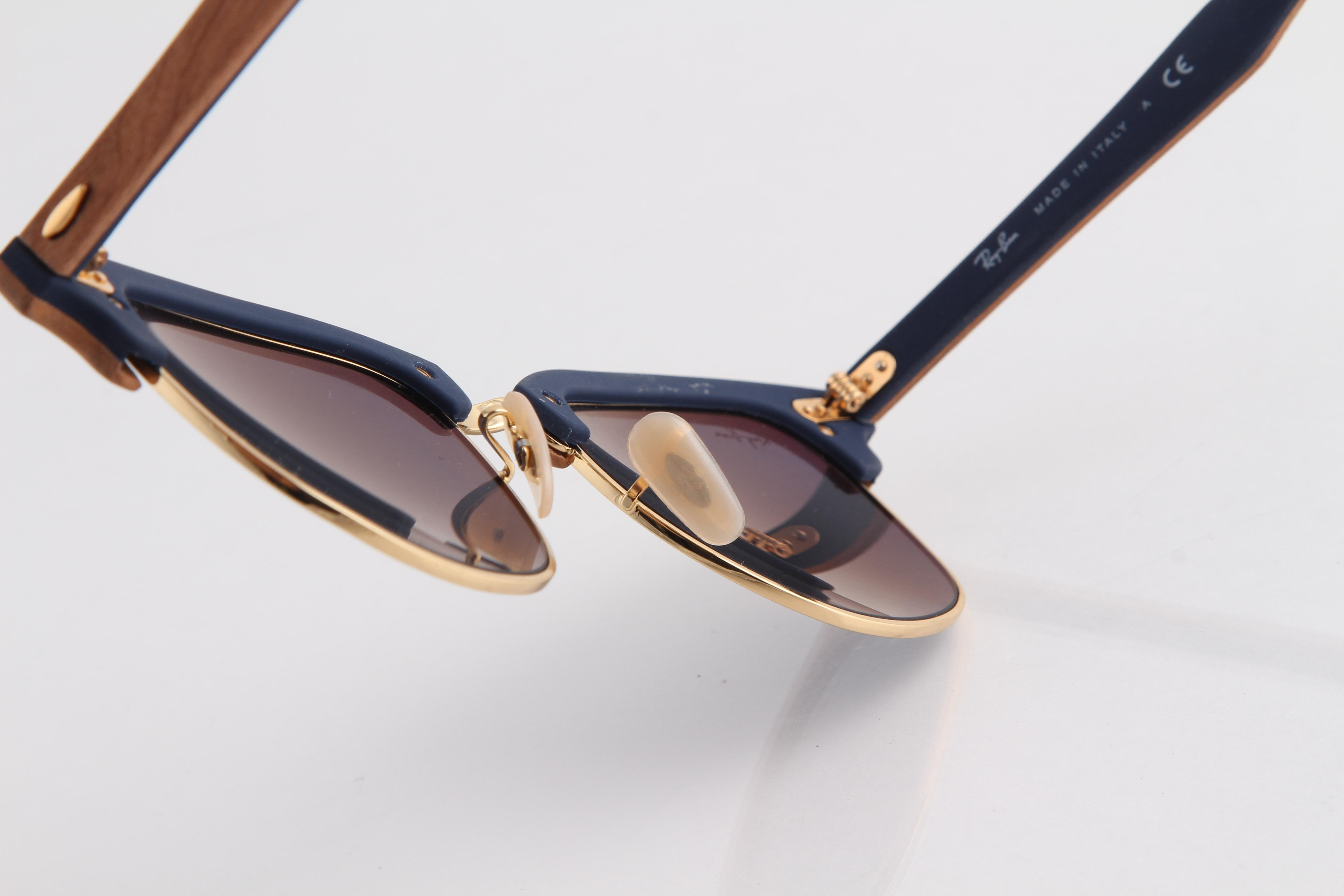 Ray Ban Clubmaster Rb 3016 W0366 Small Mock Tortoise « Heritage Malta