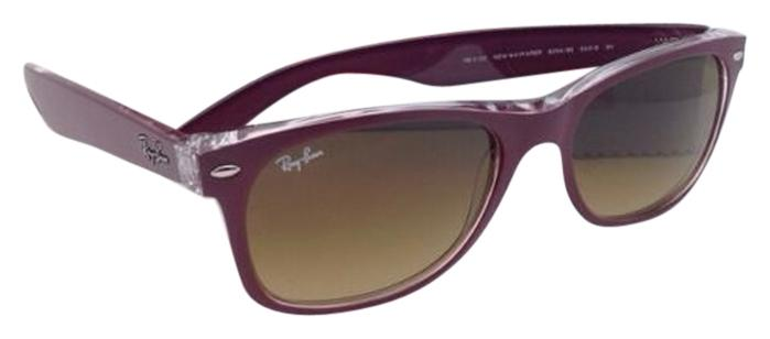 Ray-Ban New Wayfarer RB2132 605485 52-18 i92dC