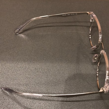 93e3260205 Ray-ban Eyeglasses Crystal silver Rb 6396 - Bitterroot Public Library