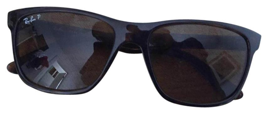 fdac4321c9567 ... purchase ray ban rb4181 710 83 3p polarized brown classic e4d35 a5fb0