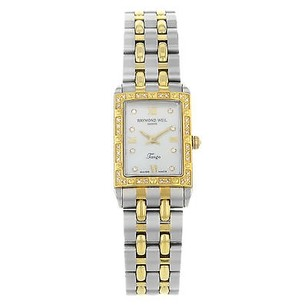 Raymond Weil Raymond Weil Tango 5971-sps-00995 Steel Diamond Quartz Ladies Watch