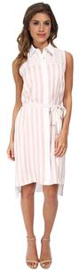 Rebecca Minkoff short dress Pink/White on Tradesy