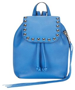 Rebecca Minkoff New With Tags Leather Studded Backpack