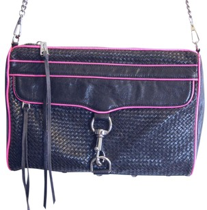 Rebecca Minkoff Woven Chain Mac Cross Body Bag