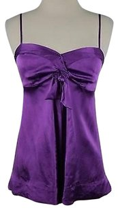 Rebecca Taylor Womens Top Purple