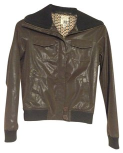 Rip Curl Bomber Cotton Short Cool Brown Jacket