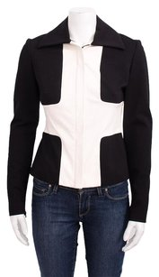 Robert Rodriguez White Black Jacket