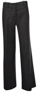 Robert Rodriguez Womens Striped Dress Wool Career Trousers Pants