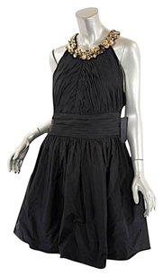 Black Maxi Dress by Robert Rodriguez Racer Back