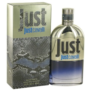 Roberto Cavalli JUST JUST CAVALLI by ROBERTO CAVALLI EDT Spray for Men ~ 3.0 oz 90 ml