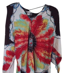 Roberto Cavalli Top Multi colors