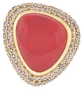 Roberto Coin Roberto,Coin,18k,Yellow,Gold,Diamonds,Ring