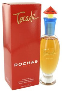 Rochas Tocade By Rochas Eau De Toilette Spray Refillable 3.4 Oz