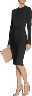 Roland Mouret May Stretch Skirt Black