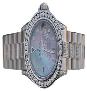 Rolex Rolex, Watches, Rolex Watches, White, Gold, Diamond, Band, Submariner, Unisex, Ladies