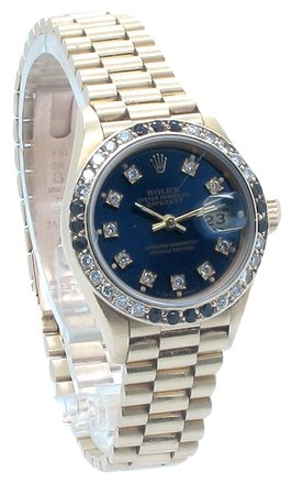 Preload https://item4.tradesy.com/images/rolex-gold-datejust-18k-yellow-custom-diamond-and-sapphire-ladies-presidential-watch-5200918-0-1.jpg?width=440&height=440