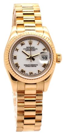Preload https://item4.tradesy.com/images/rolex-gold-datejust-18k-yellow-white-dial-ladies-presidential-watch-11658448-0-1.jpg?width=440&height=440