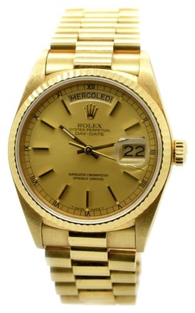 Preload https://item4.tradesy.com/images/rolex-gold-day-date-18k-yellow-champagne-dial-men-s-presidential-watch-4253953-0-0.jpg?width=440&height=440