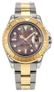 Rolex Rolex Yachtmaster Ladies 169623 Stainless Steel and 18K Yellow Gold W/ Papers RLX2TYM53