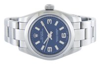 Rolex Oyster Perpetual Stainless Steel Blue Dial 26mm