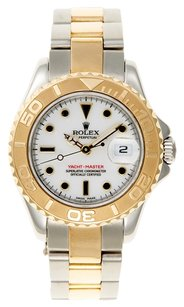 Rolex Rolex Yacht-Master 18K Yellow Gold and Stainless Steel Ladies Watch