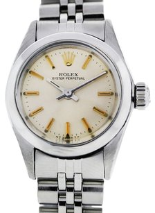 Rolex Rolex 6718 Oyster Perpetual Jubilee Champagne Dial Ladies Watch