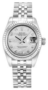 Rolex ROLEX DATEJUST 179174 DIAMOND DIAL LADIES WATCH