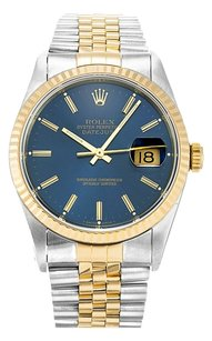 Rolex ROLEX DATEJUST 18K/SS MEN'S WATCH