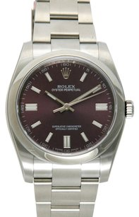Rolex Rolex DateJust II Stainless Steel Watch 116000