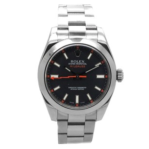 Rolex Rolex Milgauss Orange Black 116400 Watch
