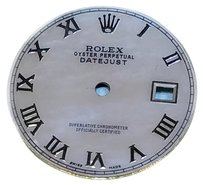 Rolex Rolex Pink Roman Mother of Pearl Dial