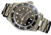 Rolex Rolex Ss Stainless Steel Submariner No Date Sub Wblack Dial Bezel 14060