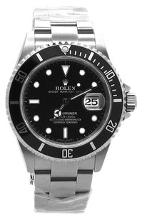 Rolex ROLEX SUBMARINER 16610 STAINLESS STEEL MEN'S WATCH