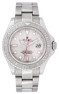Rolex Rolex YACHT-MASTER Platinum Bezel Men's Watch 16622