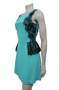 Romeo & Juliet Couture W Lace Accents Dress