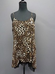 Romeo & Juliet Couture Top Black And Brown