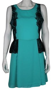 Romeo & Juliet Couture Amp Sheath Sleeveless Party Dress