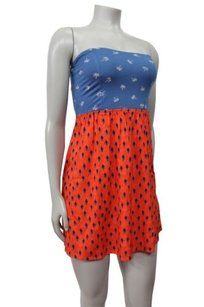 Roxy Savage Strapless Dress