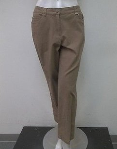 Ruby Rd. Global Nomad Sable Brown Straight Leg Jeans