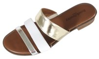 Russell & Bromley 39 Leather Lk Sandals