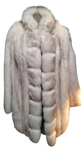 Saga Furs Fox Fur Fur Coat