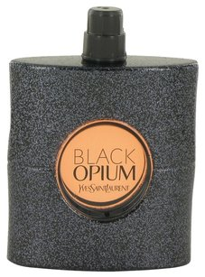 Saint Laurent BLACK OPIUM by YVES SAINT LAURENT ~ Eau de Parfum Spray (Tester) 3 oz