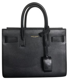 Saint Laurent Leather Totes Cross Body Bag