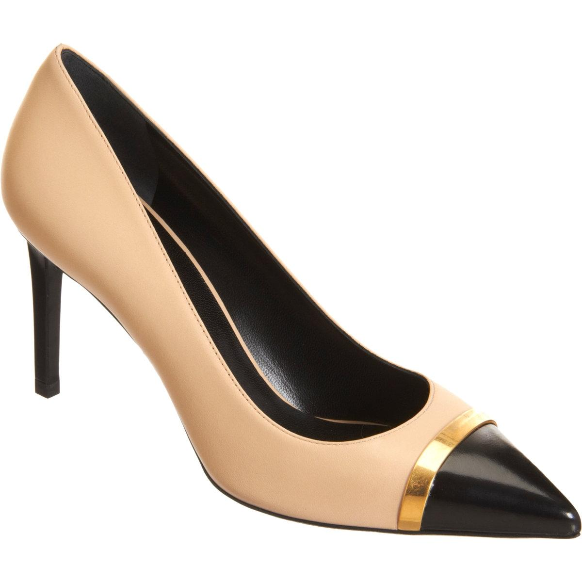 Saint Laurent Paris Cap-Toe Pumps clearance the cheapest reliable cheap price visit new lLMeE3E