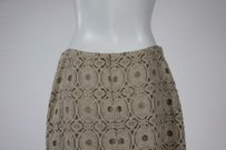 Saks Fifth Avenue Womens Skirt Beige, Taupe