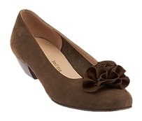 Salvatore Ferragamo Boutique Brown Pumps