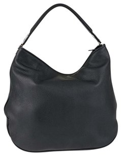 Salvatore Ferragamo Leather Italian Lambskin Luxury Hobo Bag